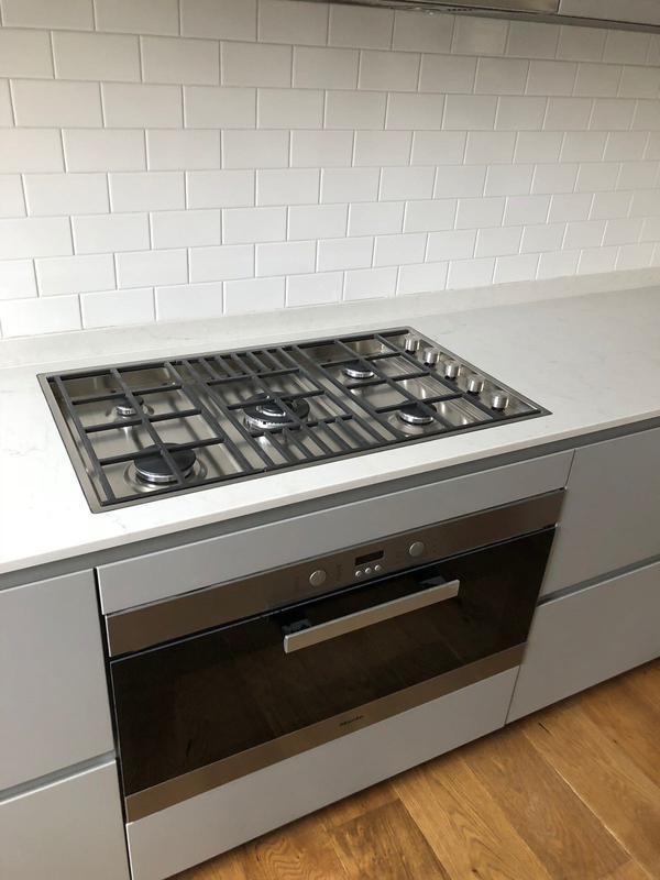Image 6 - Gas Hob install! Gerrards Cross