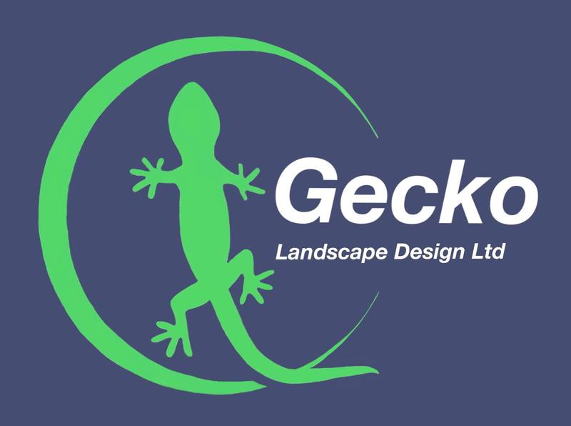 Gecko Landscape Design Ltd logo