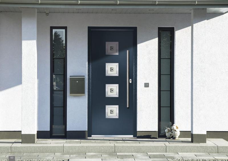 Image 19 - Genesis - Entrance door