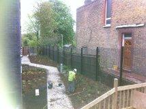 Image 4 - 3 Metre High 358 Mesh Fencing