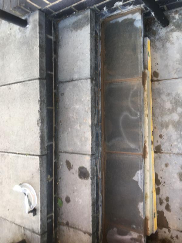 Image 4 - Repair to steps