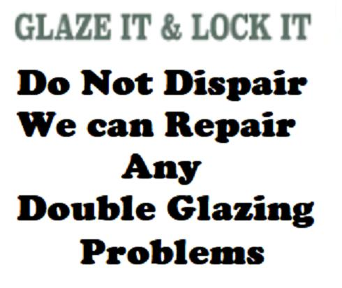 Glaze It & Lock It logo