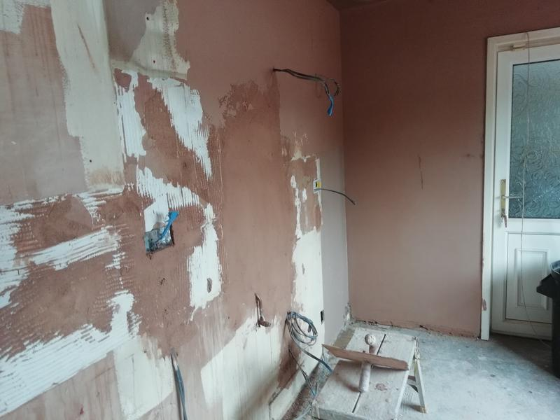 Image 16 - Kitchen Renovation - January -2019