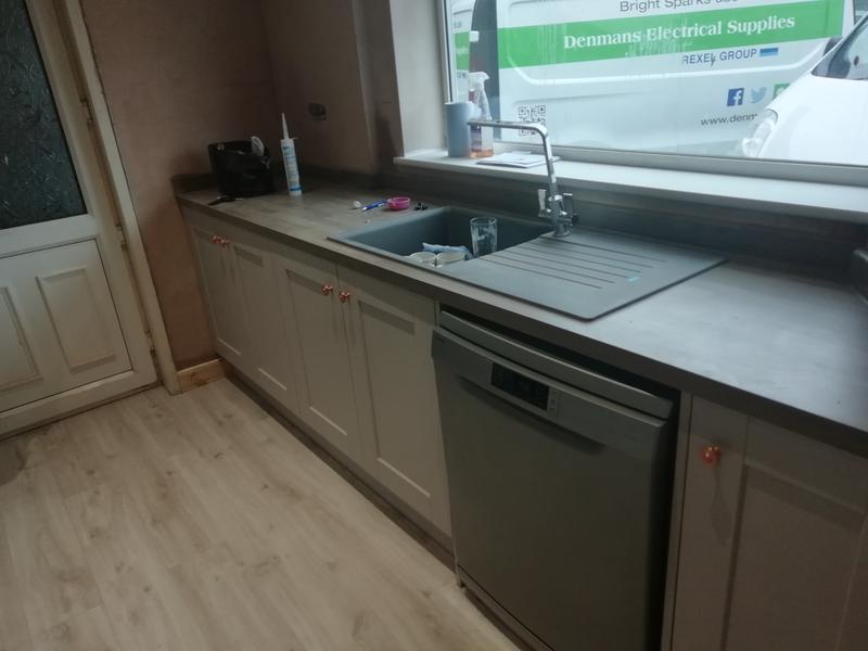 Image 21 - Kitchen Renovation - January -2019