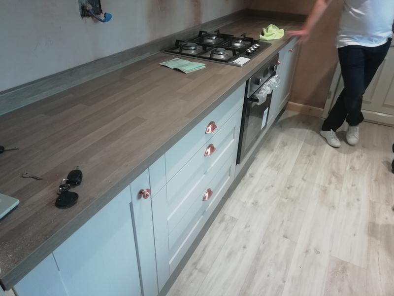 Image 23 - Kitchen Renovation - January -2019