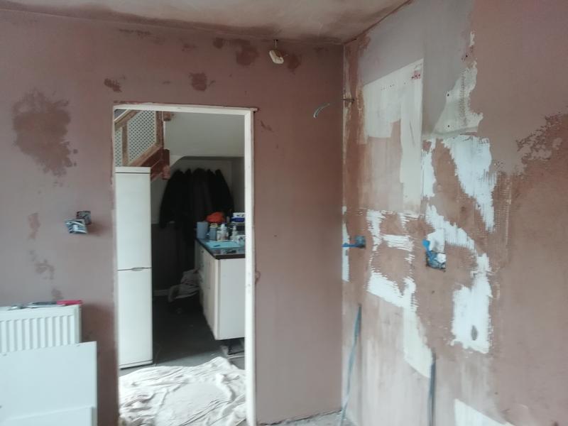 Image 17 - Kitchen Renovation - January -2019