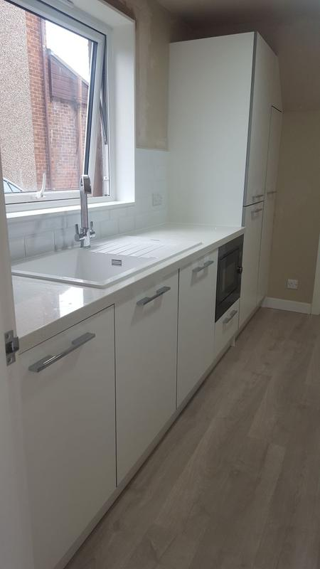 Image 26 - New kitchen installed Bishopton