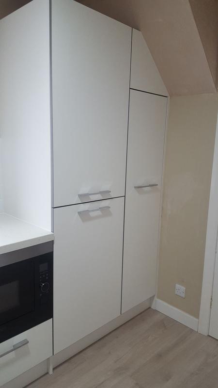 Image 38 - New kitchen installed Bishopton