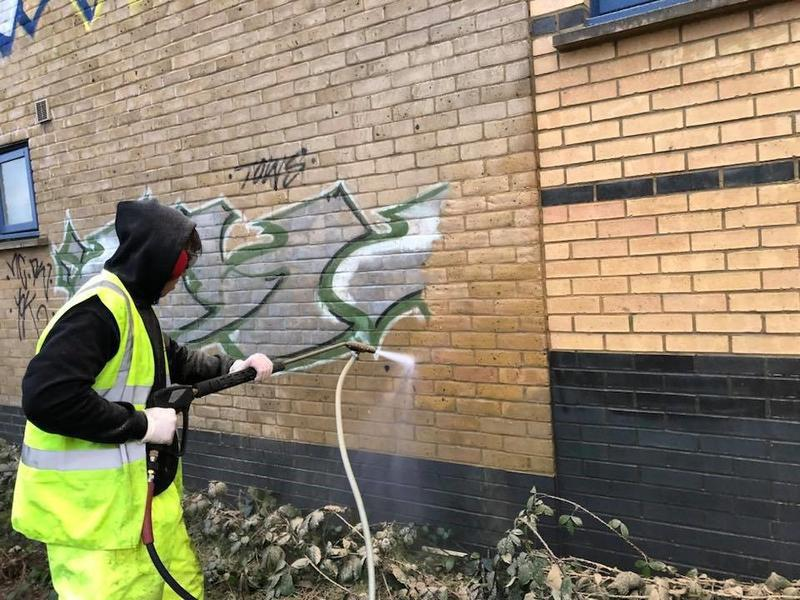 Image 93 - Graffiti Removal