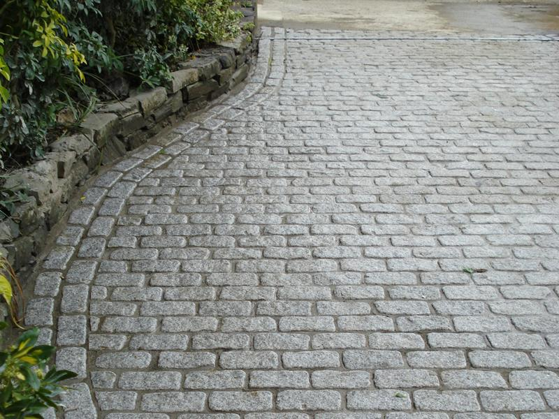 Image 24 - Granite Setts Driveway