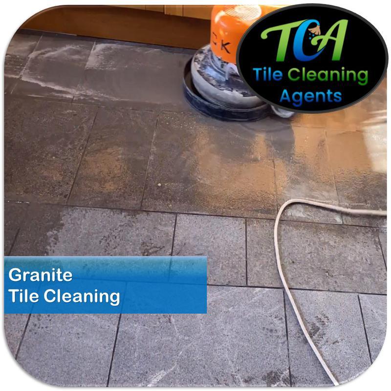 Image 4 - Granite tile clean and seal service