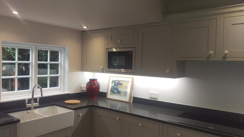 Image 38 - Cotswood framed kitchen. Installed near Daventry, Northants.
