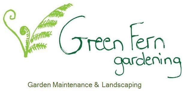 GreenFern Gardening logo