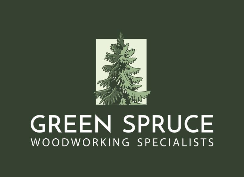 Green Spruce Woodworking Specialists logo