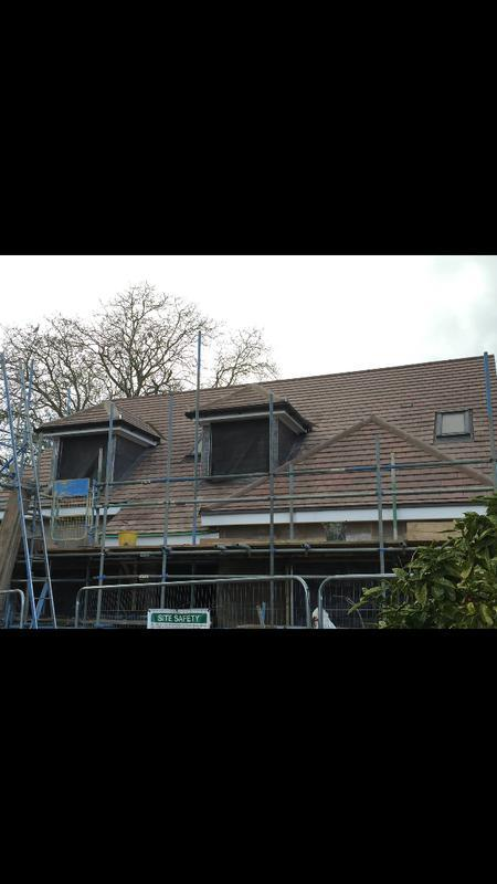 Image 15 - New build roof and dormas
