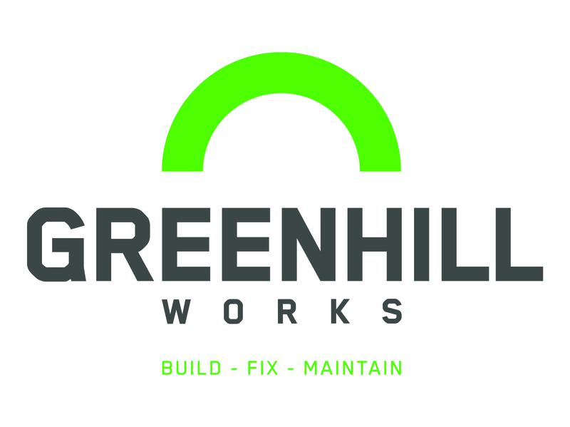 Greenhill Works logo