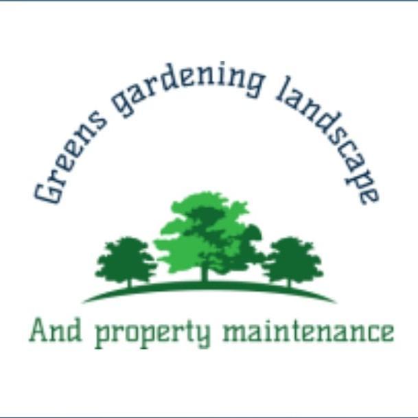 Greens Gardening & Landscape Property Maintenance logo