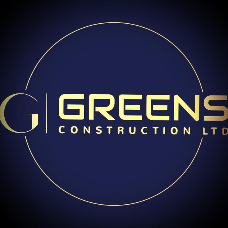 Greens Construction Ltd logo