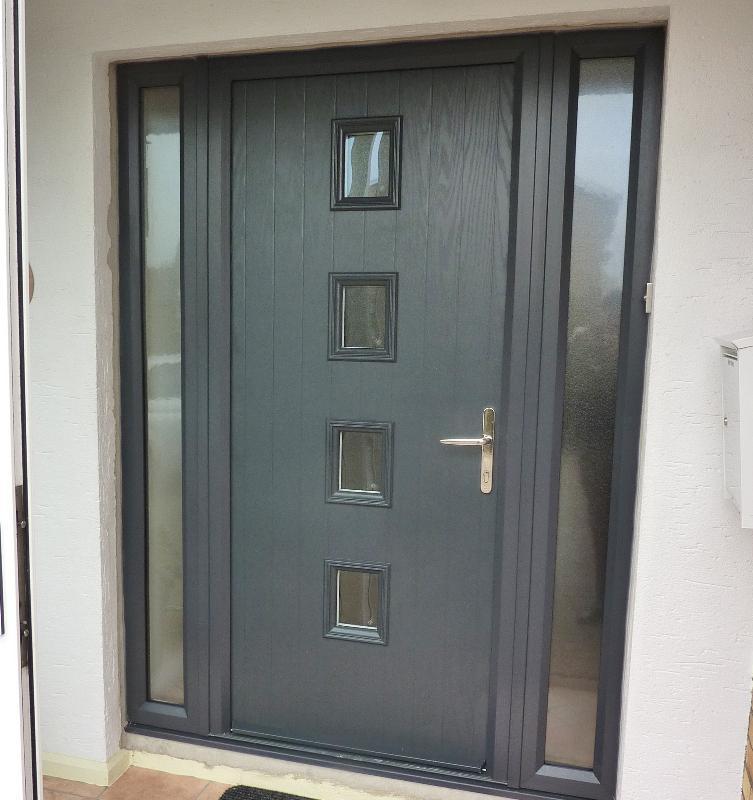 Image 15 - composite door area
