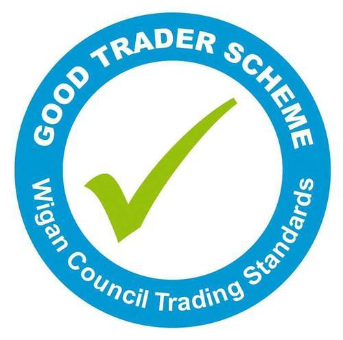 Wigan County Council - Good Trader Scheme logo