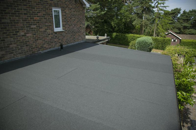 Image 6 - New flat roof project on an extension. Very happy customer.