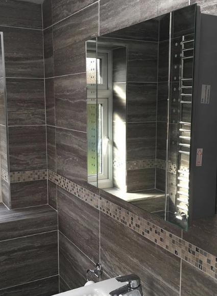 Image 93 - Here is a prime example of our attention to detail at LCA, this is a wetroom completed from start to finish on budget, and on time, this one completely exceeded our clients expectations. We've got you covered.