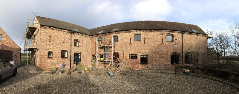 Image 3 - After Clean & Point Lime - Nantwich