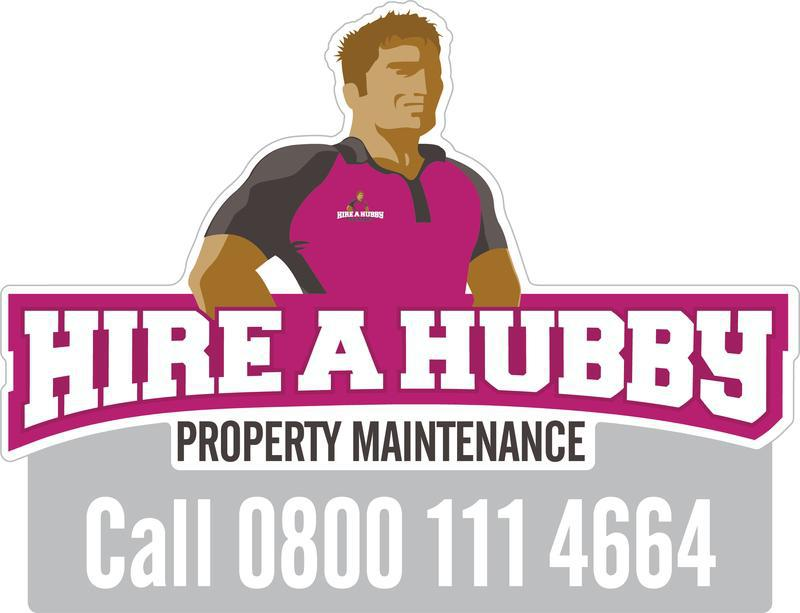 Hire A Hubby logo