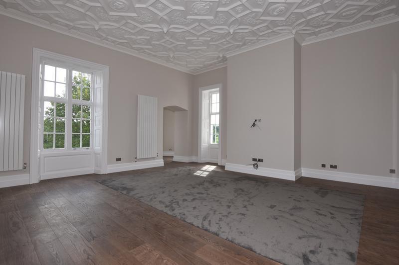 Image 4 - wood floor install and window refurb