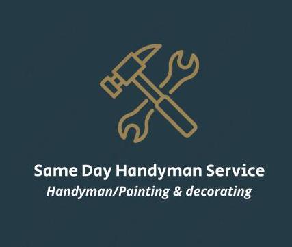Same Day Handyman Service logo