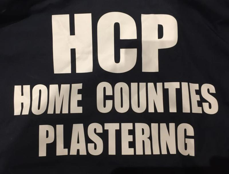 Home Counties Plastering logo