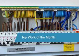 Top Work of the Month - March