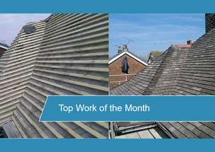 Top Work of the Month - May