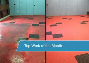 Top work of the Month - February