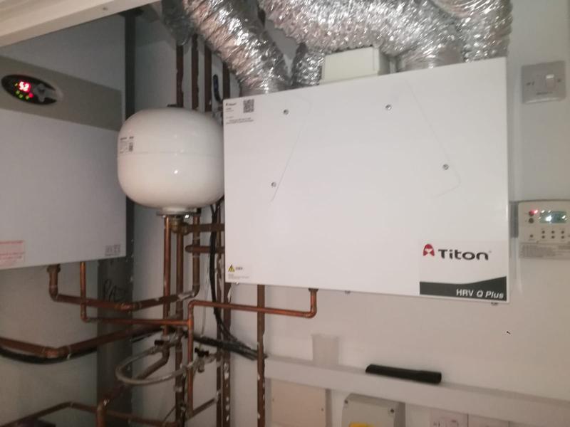 Image 7 - Heat Recovery Unit Grays