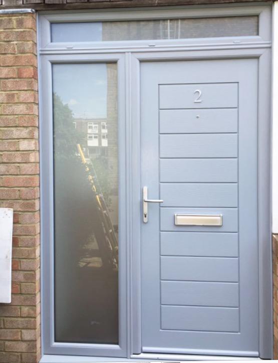 Image 7 - French Grey Composite Door