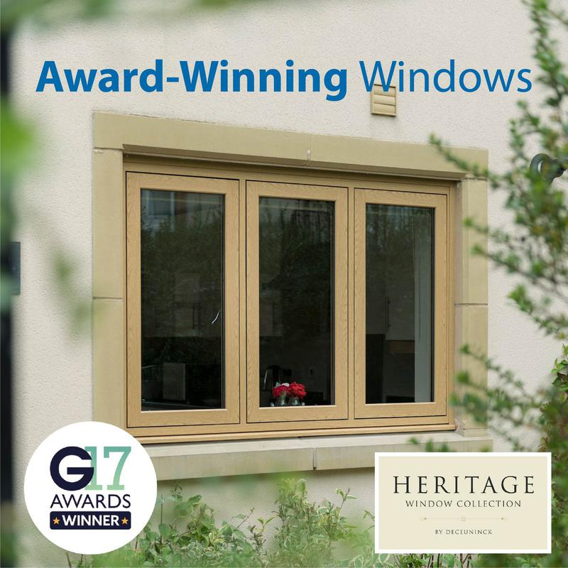 Image 2 - The Award winning Heritage Flush Sash Windows & Doors are the perfect alternative to wood.