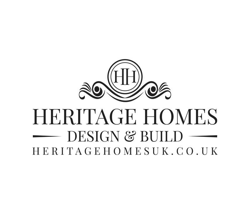 Heritage Homes Design & Build logo