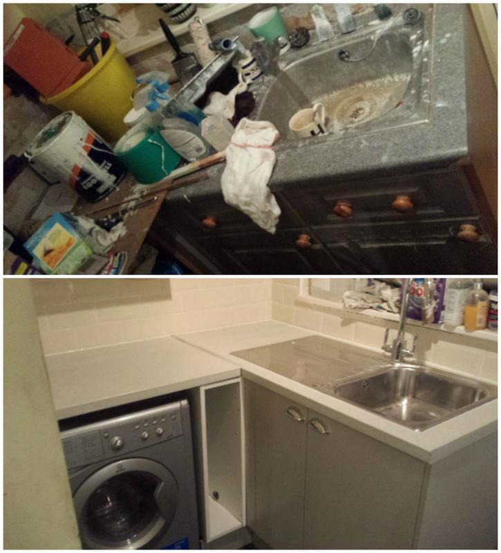 Image 11 - Full kitchen refurbishment.