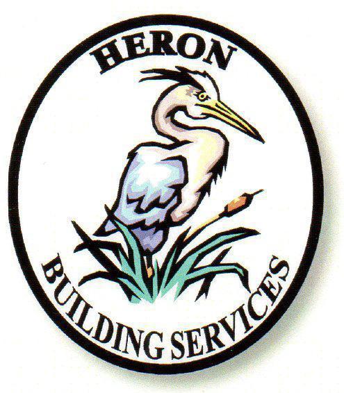 Heron Building Services logo
