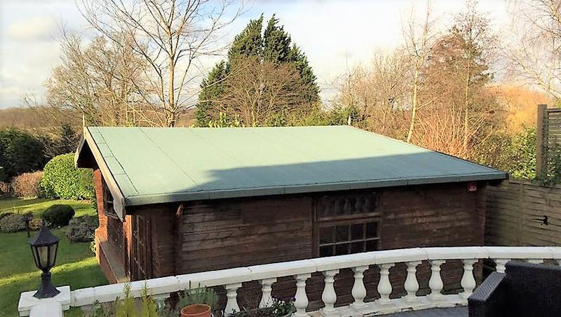 Image 11 - Felt Roof Renewal 25 Year Guarantee