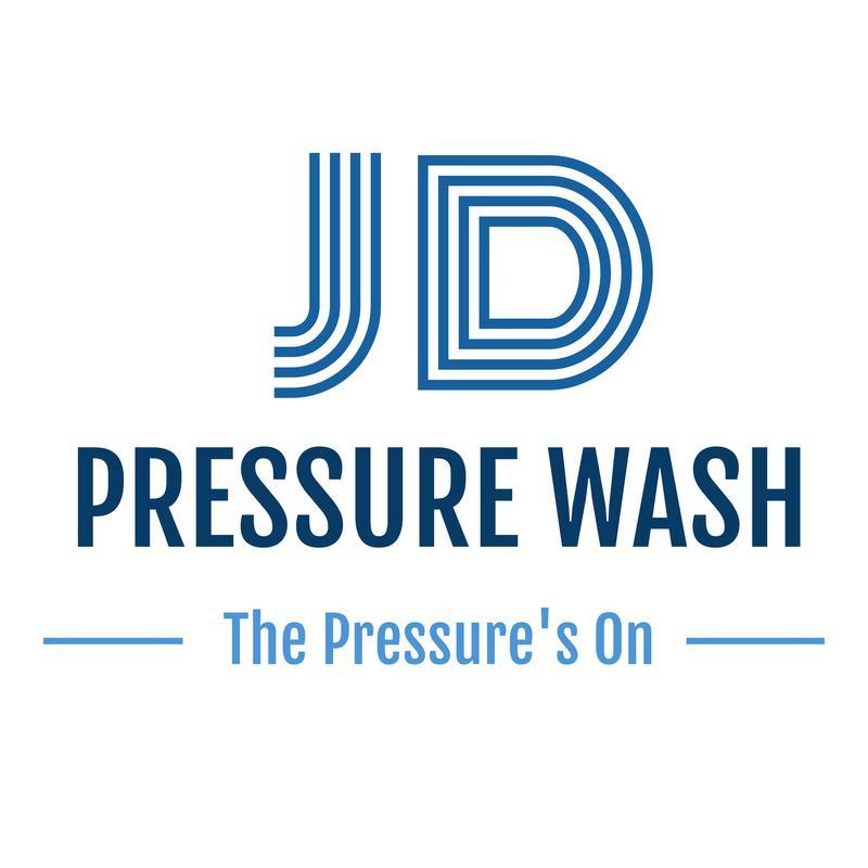 JD Pressure Wash logo