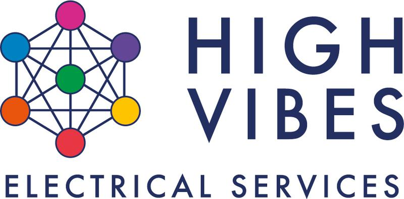 High Vibes Electrical Services logo