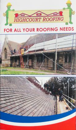 Highcourt Roofing Services  logo