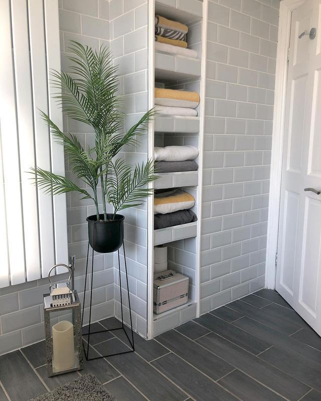 Image 5 - Bathroom storage renovation after