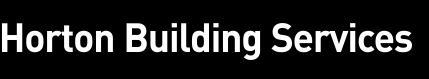 Horton Building Services logo