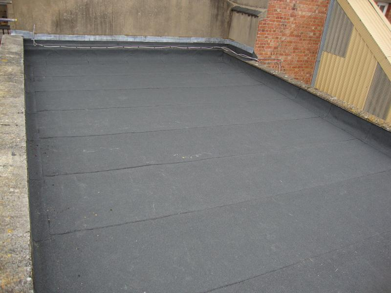 Image 2 - Flat roof 3 layer system