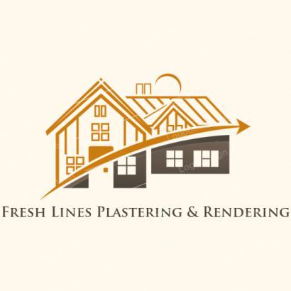 Fresh Lines Plastering & Rendering logo