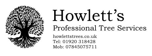 Howlett's Professional Tree Services logo