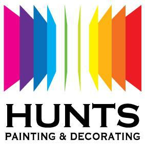 Hunts Painting logo